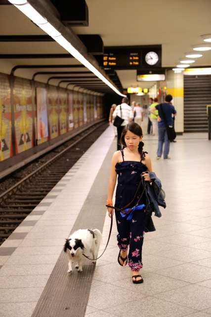 Navigating the U-Bahn